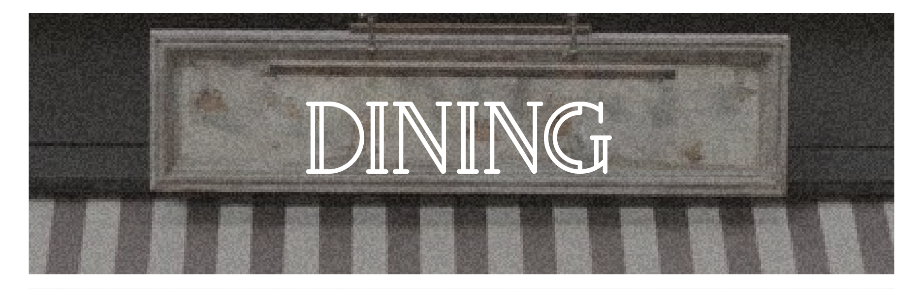 Local Dining Locations